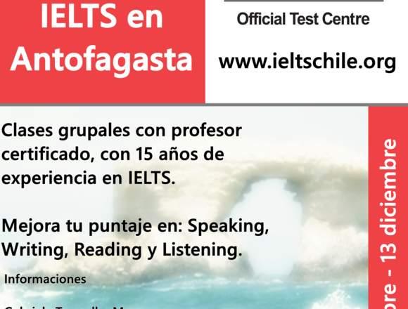 Preparación Examen IELTS. IELTS Chile