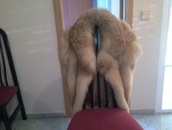 Alicante.VENDO chaquetón zorro para restaurar