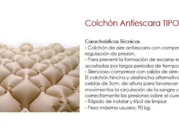 Colchon Antiescaras Latice