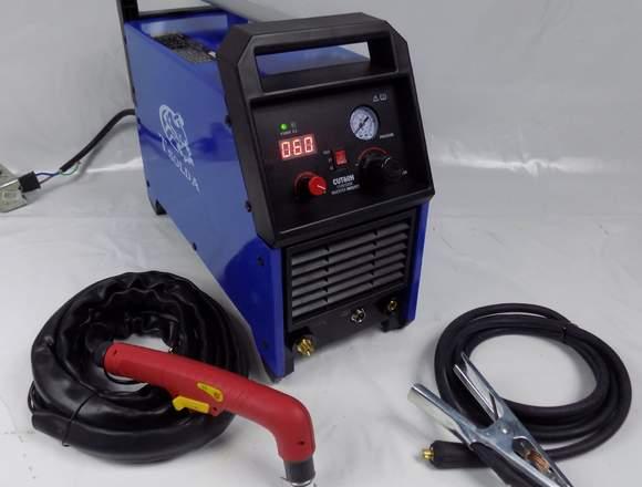 Cortadora de plasma 60amp funciona a 110/220v