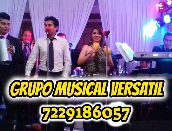 Grupo Musical Versatil Toluca Metepec