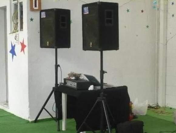 DJ Luz y Sonido Economico Metepec,Toluca