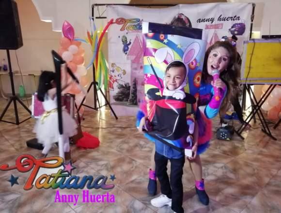 Espectáculos infantiles en Puebla