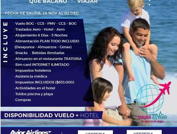 Isla Margarita PROMO