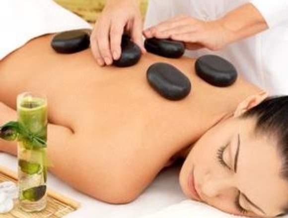 Elima el estrés con masajes los olivos
