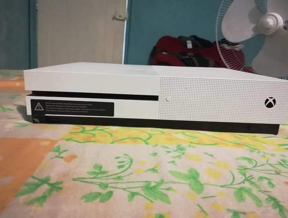 Xbox one S blanco nuevo