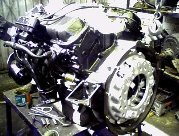 Motores a Diessel y Gasolina