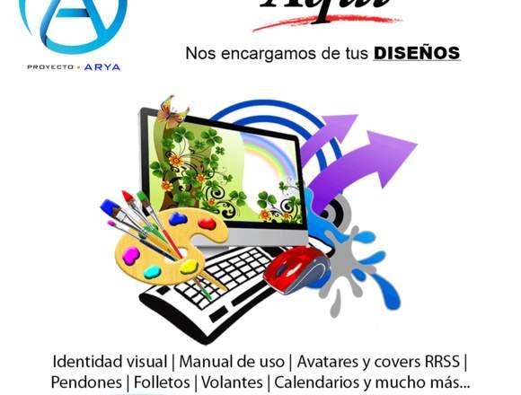 Desarrollo de paginas web y marketing digita
