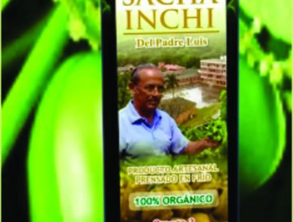 Aceite Sacha Inchi Omega 3, 6 Y 9 Registro Invima