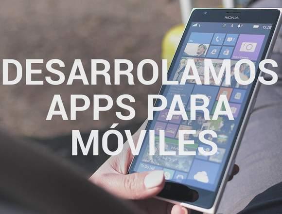 Desarrollador de app móviles