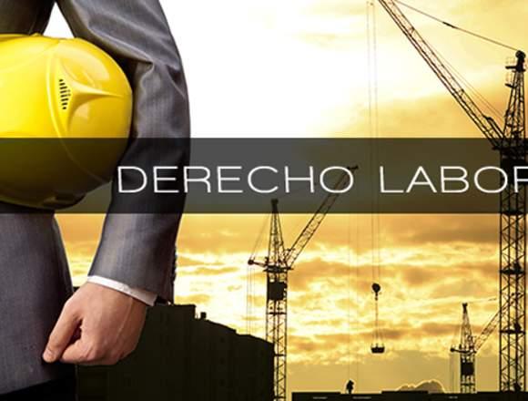 Abogado derecho laboral