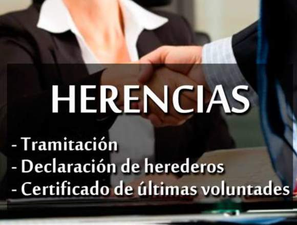 Abogado de civil y herencias