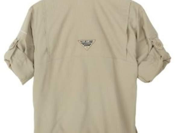 Camisas tipo columbia para dama y caballeros - Anuto clasificados 62a54fb6920