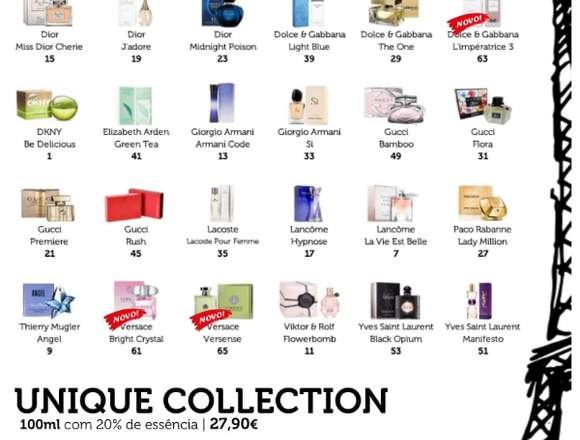 Perfumes PROUVÉ, perfumaria Francesa