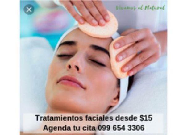 Limpieza y tratamientos faciales