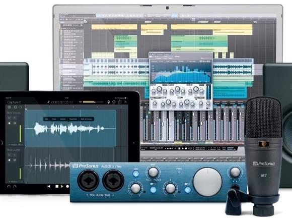 Clases de Producción Musical en PC
