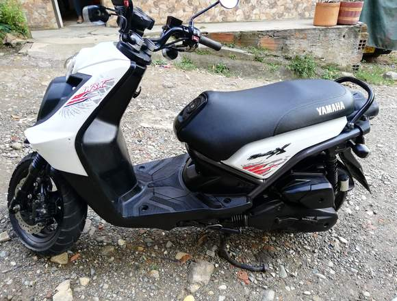Motocicleta Yamaha BWS