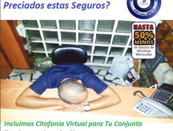 SERVICIO DE GUARDIA & PORTERIA VIRTUAL 24-7