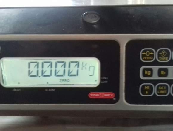 Bascula TORREY 10 kg porcionadora