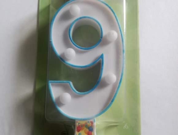 Vela de cumpleaños para venta en tu tienda negocio