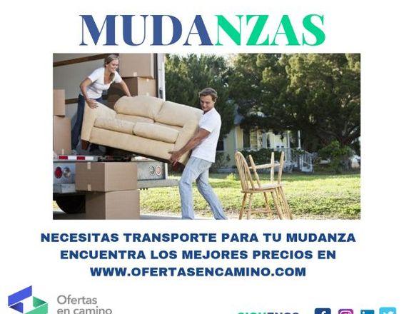 TRANSPORTE DE CARGA PARA MUDANZAS