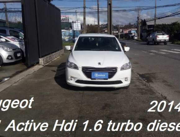 peugeot 301active 1.6 HDI