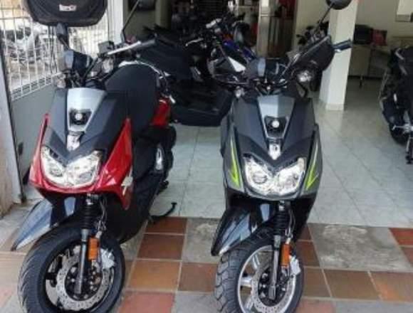 Vendo Moto Yamaha Bws X FI Modelo 2020, 0 Kms