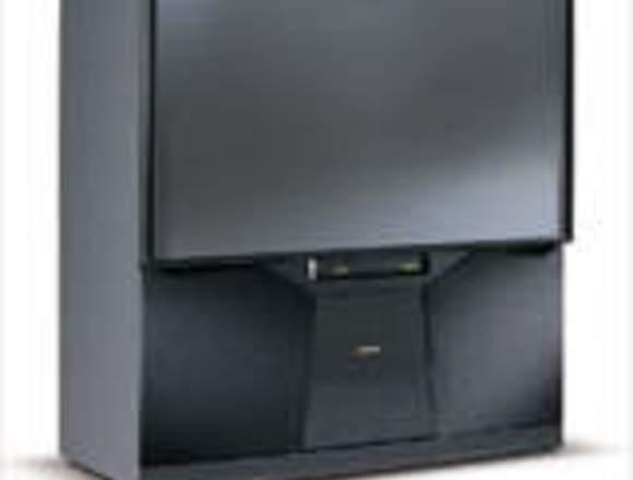 televisor video proyector