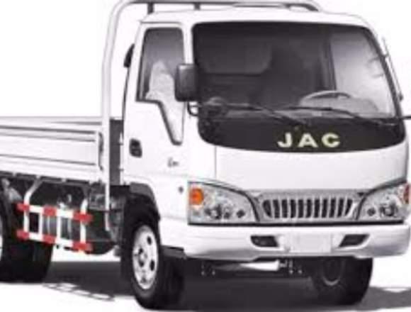 Camiones Jac de 5, 8 y 12 toneladas