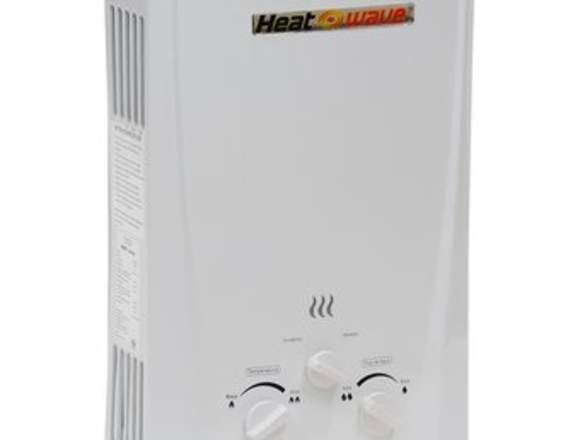 Calentadores de agua a gas reparación instalación