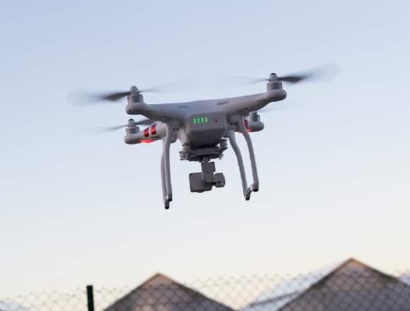 Seguro de responsabilidad civil para drones