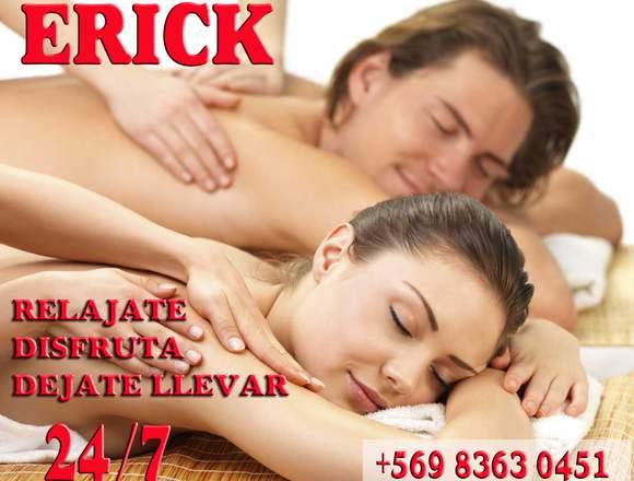 Riko, Exclusivo y Único masaje de relajación