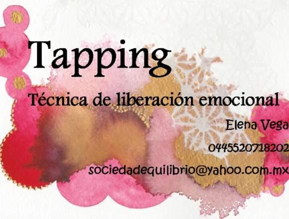 Terapia con Tapping, Tecnicas de Liberación