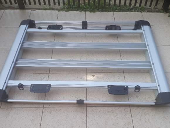 Parrilla de aluminio para vehículo