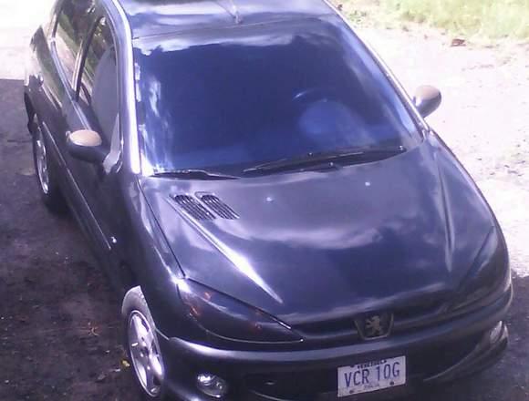 Se vende Peugeot 206 Lin auomatico 04128017351
