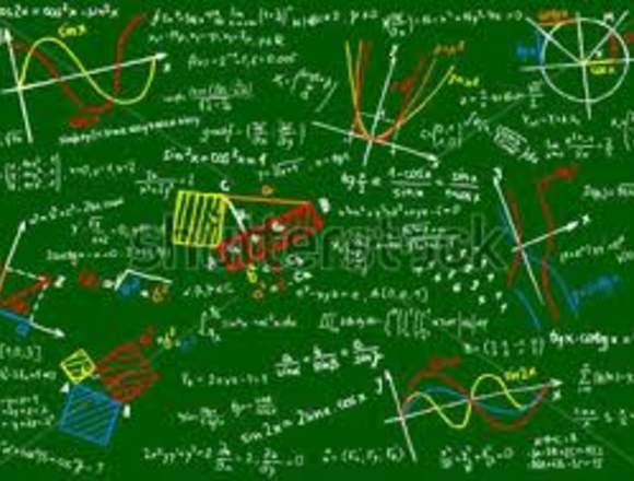 Clases de Matemática, Estadística, otros trabajos.