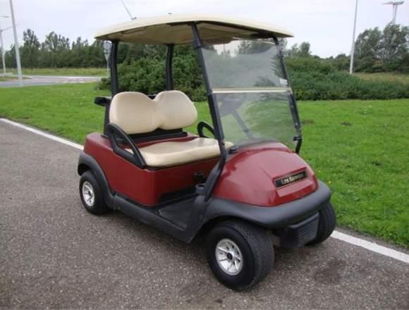 Venta de carros de golf