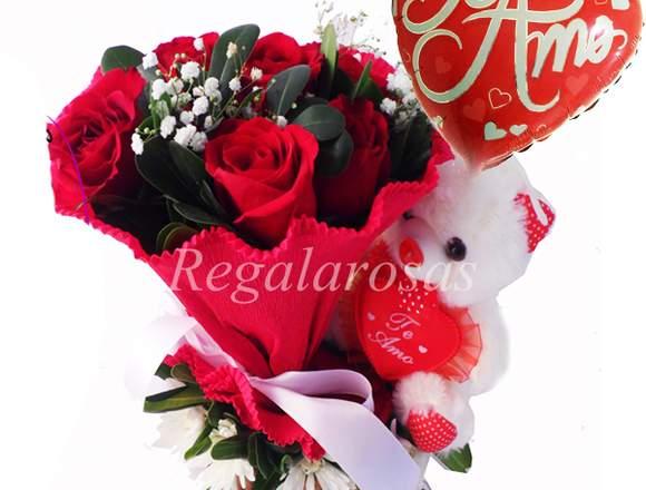 Flores a domicilio en Santiago