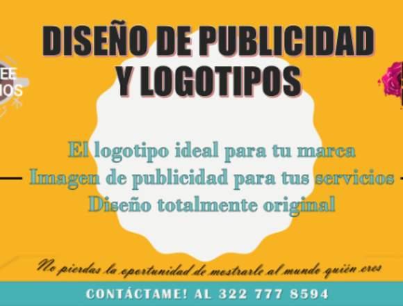 Diseño de Imagenes Publicitarias, Logotipos