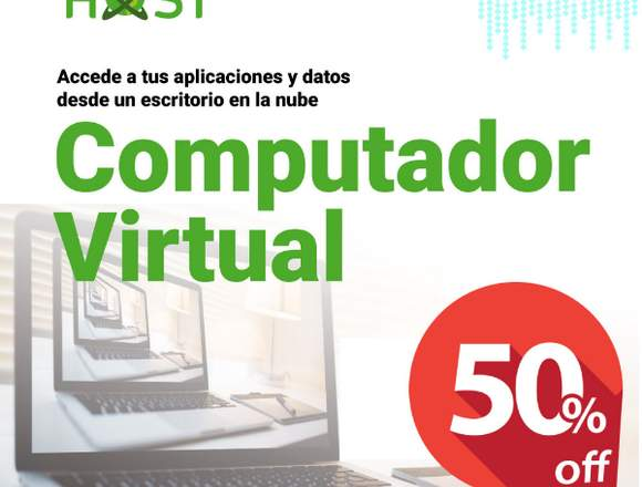 Computador Virtual /Escritorio Remoto