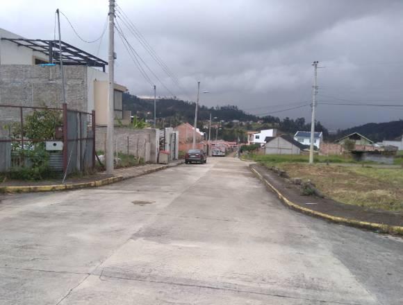 VENDO SITIO EN CHILCAPAMBA FULL  PARA DOS VILLAS