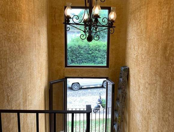 Espectacular casa en venta a estrenar en Antigua G