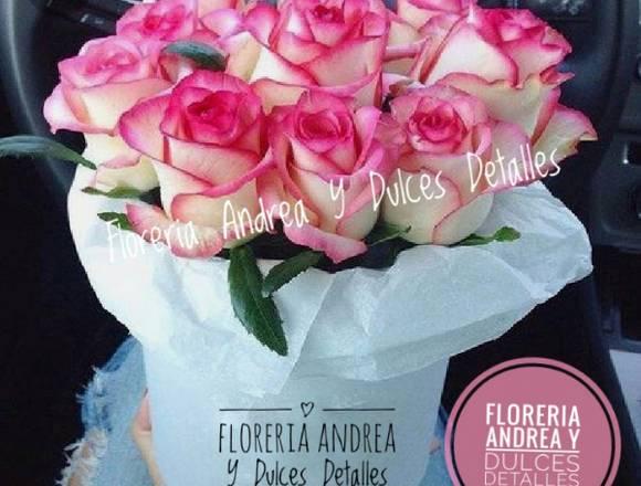 FLORERIA ANDREA Y DULCES DETALLES