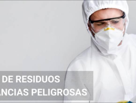CURSO VIRTUAL DE MANEJO DE RESIDUOS Y SUSTANCIAS P