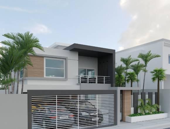 San isidro proyecto de casas.