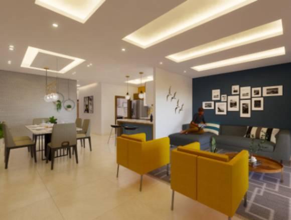 •Proyecto de apartamentos ENSANCHE ISABELITA