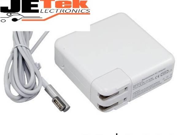 cargador mac original 16.5v 3.65a magsafe1 L 60w