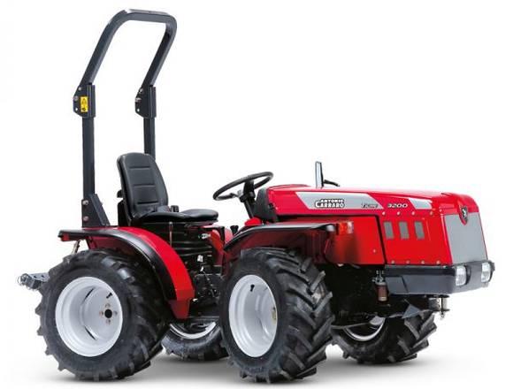 Tractores Italianos nuevos marca Antonio Carraro