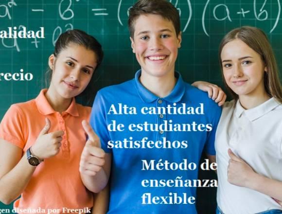 Resolución de ejercicios de matemáticas