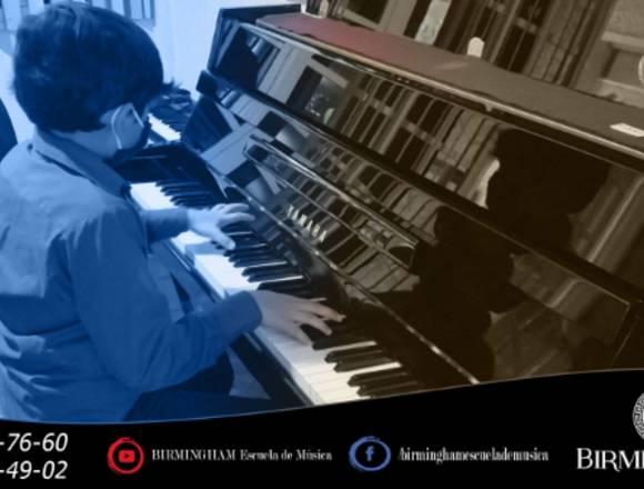 CLASES DE PIANO Y TECLADO